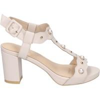 Boty Ženy Sandály Brigitte Sandály BN473 Béžový