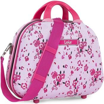 Taška Dívčí Příruční zavazadla Lois MAGEIK Fuchsie