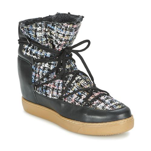 Boty Ženy Kotníkové boty Meline DERNA Černá