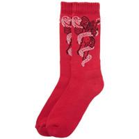Textilní doplňky Muži Ponožky Jacker Heaven's socks Červená