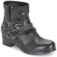 Boty Ženy Kotníkové boty Mimmu LIL Černá