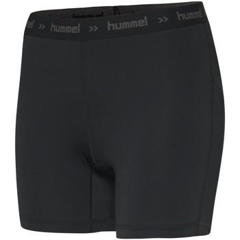 Textil Ženy Kraťasy / Bermudy Hummel Short femme  Perofmance Hipster noir