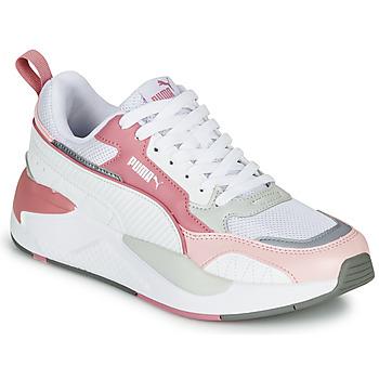 Boty Ženy Nízké tenisky Puma X-RAY 2 Bílá / Růžová