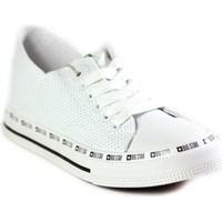 Boty Ženy Nízké tenisky Big Star FF274024 Bílé