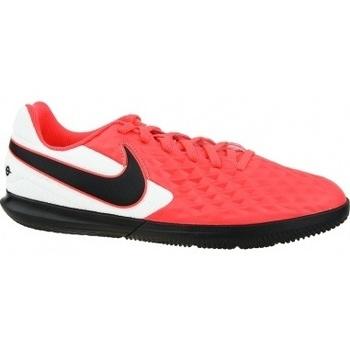 Boty Děti Sálová obuv Nike Tiempo Legend 8 Club IC Jr červená