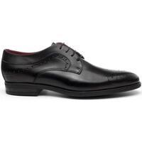 Boty Muži Šněrovací polobotky  & Šněrovací společenská obuv Keelan 63211 BLACK