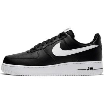 Boty Muži Nízké tenisky Nike Air Force 107 AN20 Černé