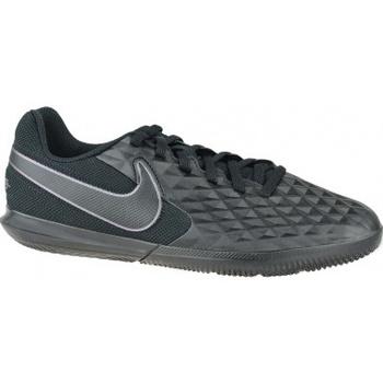 Boty Děti Sálová obuv Nike Tiempo Legend 8 Club IC Jr černá
