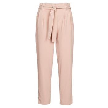 Textil Ženy Kapsáčové kalhoty Betty London MOUDI Růžová