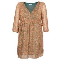 Textil Ženy Krátké šaty Betty London MOUTI Vícebarevná