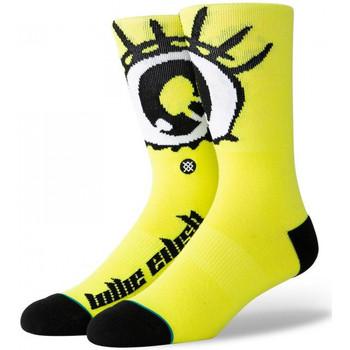 Textilní doplňky Muži Ponožky Stance Anime eyes Žlutá