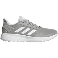 Boty Muži Nízké tenisky adidas Originals Duramo 9 Bílé,Šedé