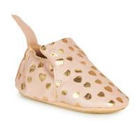 Boty Dívčí Papuče Easy Peasy BLUBLU Růžová