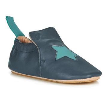 Boty Děti Papuče Easy Peasy BLUBLU ETOILE Modrá