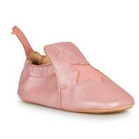 Boty Děti Papuče Easy Peasy BLUBLU ETOILE Růžová