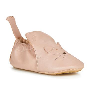 Boty Dívčí Papuče Easy Peasy BLUBLU CHAT Růžová