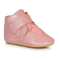 Boty Děti Papuče Easy Peasy KINY ETOILE Růžová