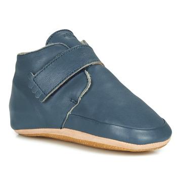 Boty Děti Papuče Easy Peasy WINTERBLUE Modrá