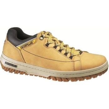 Boty Muži Šněrovací polobotky  & Šněrovací společenská obuv Caterpillar Apa Žluté