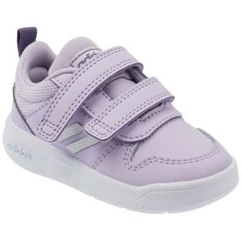 Boty Děti Nízké tenisky adidas Originals Tensuar I Bílé, Růžové