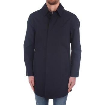 Textil Muži Kabáty Kired PABLO68080 Modrá