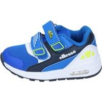Boty Chlapecké Nízké tenisky Ellesse BN655 Modrý