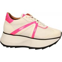 Boty Ženy Nízké tenisky Alexander Smith CHELSEA white-fluo-pink