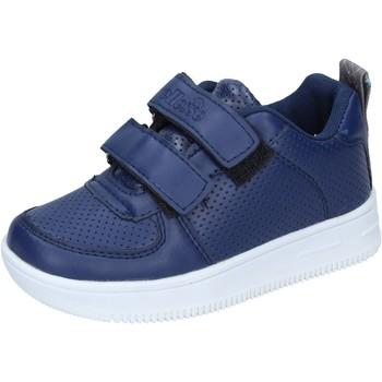 Boty Chlapecké Nízké tenisky Ellesse BN661 Modrý
