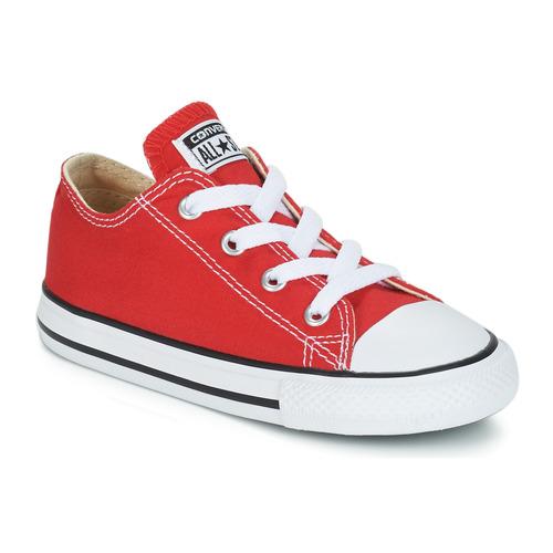 Converse CHUCK TAYLOR ALL STAR CORE OX Červená - Doručení zdarma se ... d7002a3bb0