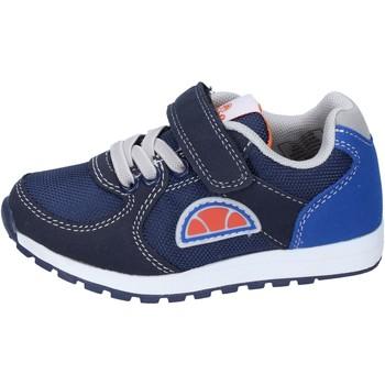 Boty Chlapecké Nízké tenisky Ellesse BN663 Modrý