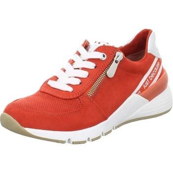 Boty Ženy Nízké tenisky Marco Tozzi 222373934621 Červené