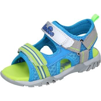Boty Chlapecké Sandály Ellesse BN679 Modrý