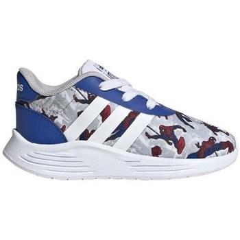 Boty Děti Nízké tenisky adidas Originals Lite Racer 20 I Červené,Šedé,Modré