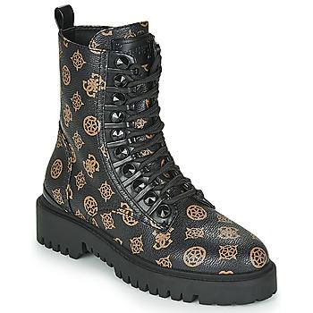 Boty Ženy Kotníkové boty Guess OXANA Černá