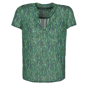 Textil Ženy Halenky / Blůzy Ikks BR11055 Zelená