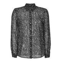 Textil Ženy Košile / Halenky Ikks BR12025 Černá