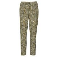 Textil Ženy Turecké kalhoty / Harémky Ikks BR22005 Khaki