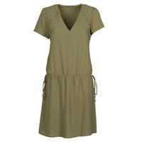 Textil Ženy Krátké šaty Ikks BR30015 Khaki