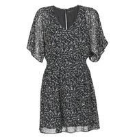 Textil Ženy Krátké šaty Ikks BR30075 Černá