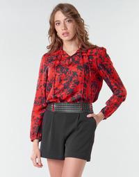 Textil Ženy Halenky / Blůzy Ikks BR13085 Červená