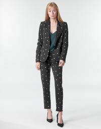Textil Ženy Turecké kalhoty / Harémky Ikks BR22125 Černá