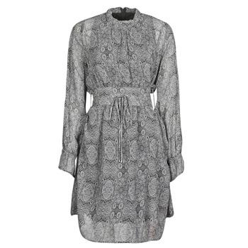 Textil Ženy Krátké šaty Ikks BR30165 Šedá
