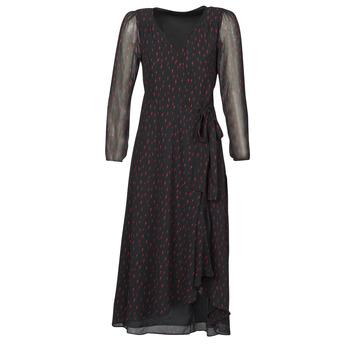 Textil Ženy Společenské šaty Ikks BR30225 Černá
