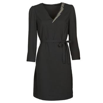 Textil Ženy Krátké šaty Ikks BR30265 Černá