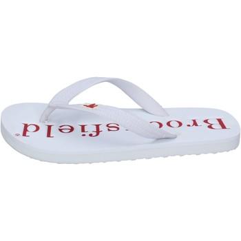 Boty Chlapecké Sandály Brooksfield sandali gomma Bianco