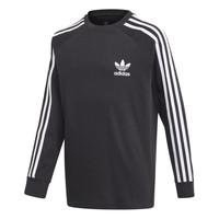 Textil Chlapecké Trička s dlouhými rukávy adidas Originals 3STRIPES LS Černá