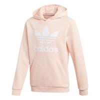 Textil Dívčí Mikiny adidas Originals TREFOIL HOODIE Růžová