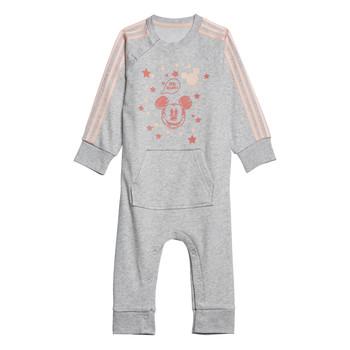 Textil Dívčí Pyžamo / Noční košile adidas Performance INF DY MM ONE Bílá