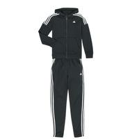 Textil Chlapecké Teplákové soupravy adidas Performance JB COTTON TS Černá