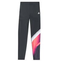 Textil Dívčí Legíny adidas Performance YG UC TIGHT Černá